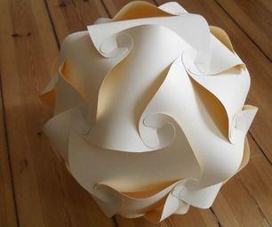Craft Paper Lamp Shades