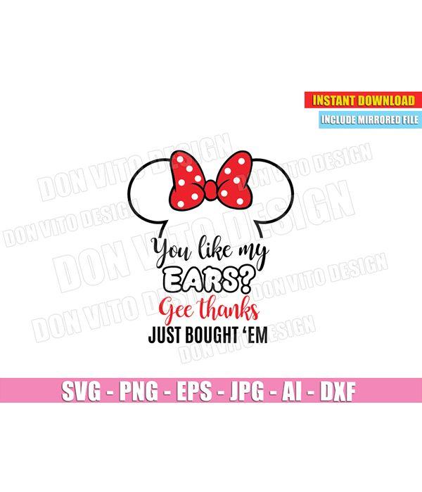 digital download dxf clipart opng Boy chick ears svg jpg