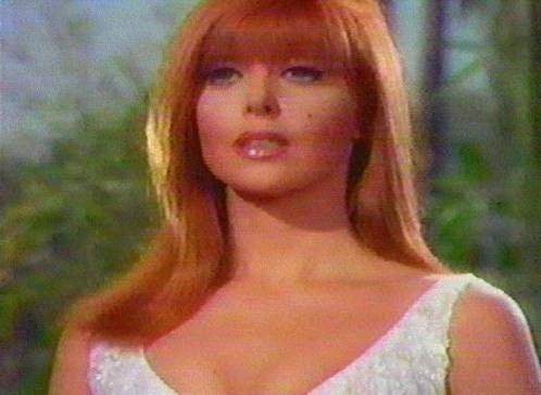 What Is Ginger S Real Name From Gilligan S Island