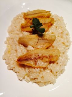 Risotto con Pesce Persico - Ombra in Cucina