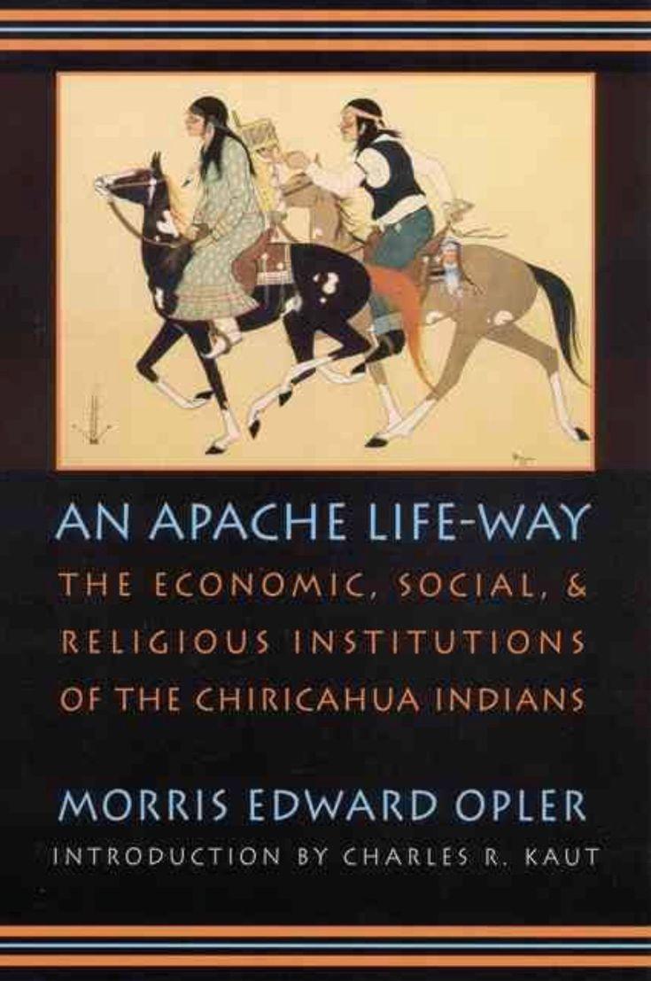 Apacheria libros