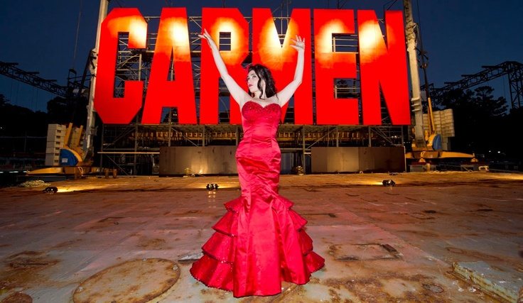 Carmen @ Sydney Harbour