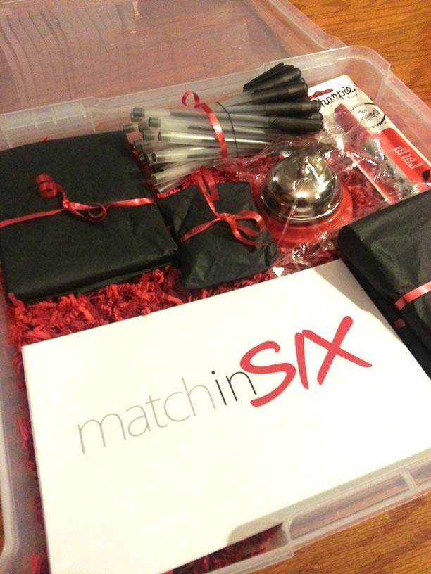 Speed Dating Kits | Start Your Own Speed Dating Business