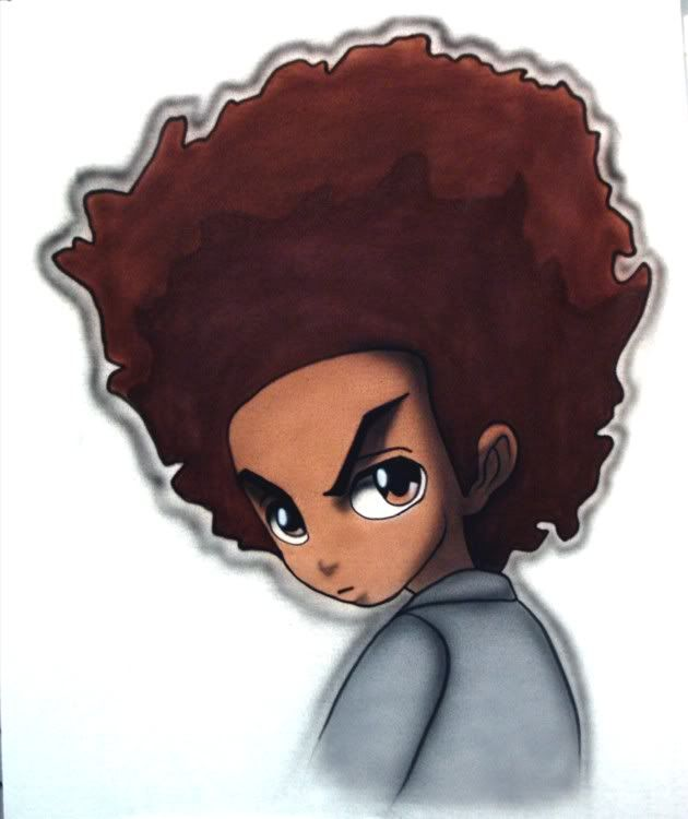 559 best The Boondocks Alt Art images on Pinterest | Alt, The boondocks and Black art