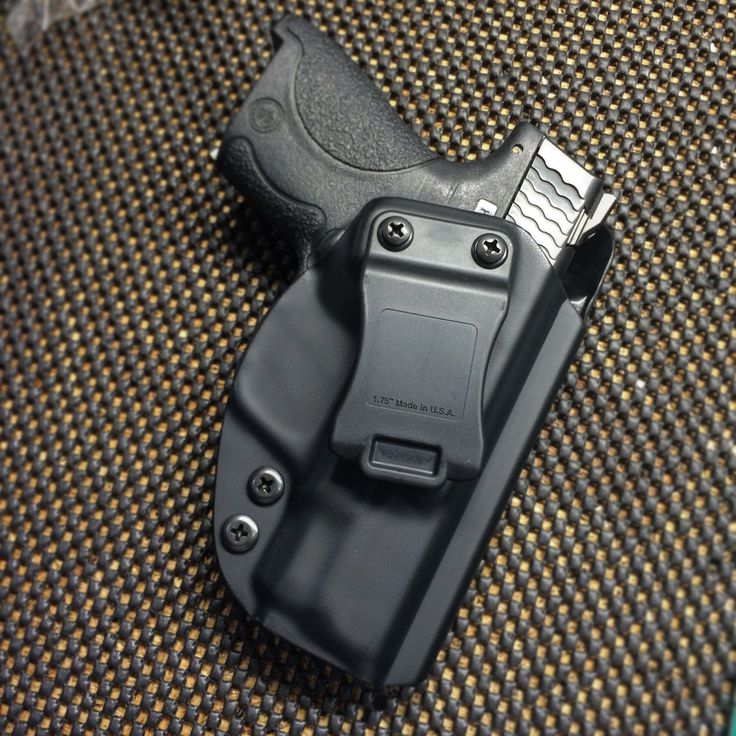 Smith and Wesson Shield Wraith Holster Find our speedloader now!  www.raeind.com  or   http://www.amazon.com/shops/raeind
