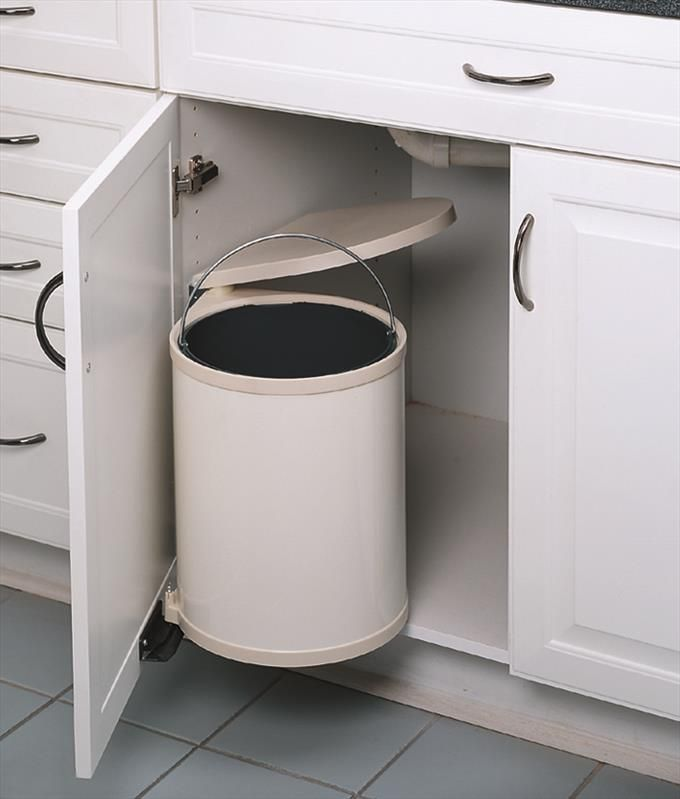 Bathroom Waste Container