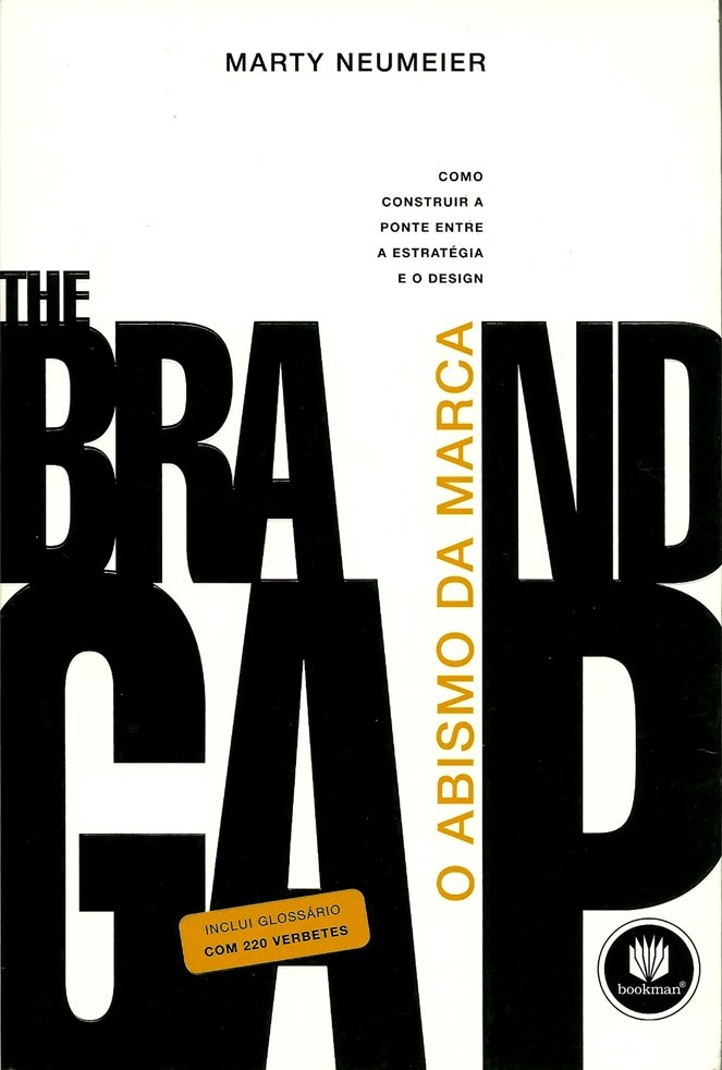 23 best books images on pinterest books to read livros and the one the brand gap o abismo da marca marty neumeier fandeluxe Image collections