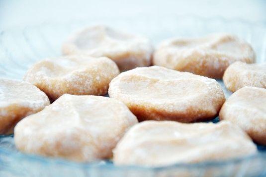 Creamy Peanut Butter No-Bake Candy | ButteryBooks.com