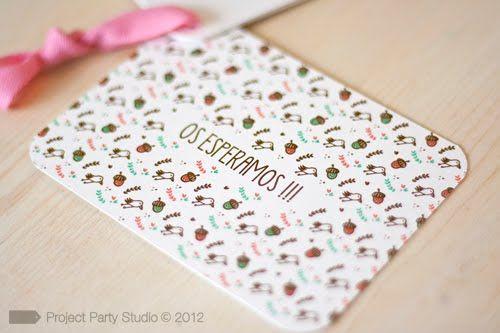 Project Party Studio: sellos personalizados