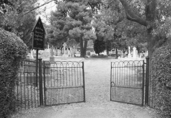 Old Cemeteries | ... cemeteries across the Council area. Cemeteries around Mitcham include