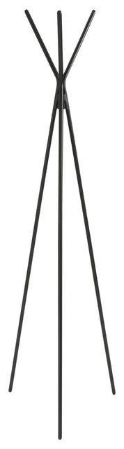Euro Style Celia Collection Coat Rack in Green modern-coat-stands-and-umbrella-stands