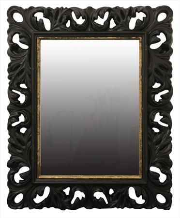 Carved Frame Mirror in Ant Blk : This look but in another colour and correct size