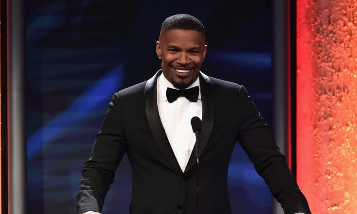 Jamie Foxx: black stars –including Will Smith – need to #actbetter to win Oscars   Film   The Guardian