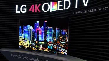LG OLED panel production to get quadruple in December