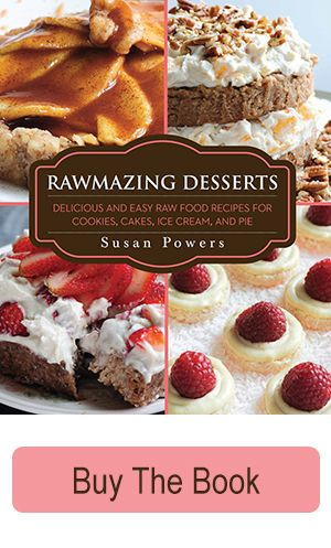 Raw Cinnamon Orange Energy Bars with White Cacao and Orange Frosting —Raw Food Rawmazing Raw Food