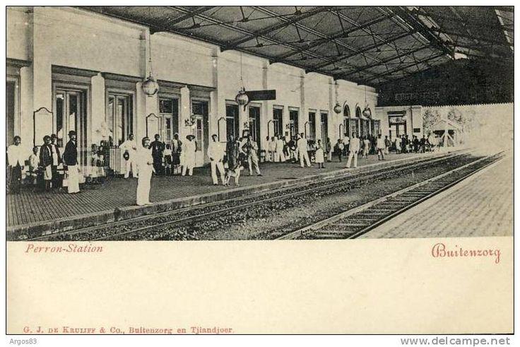 stasiun kereta 1940