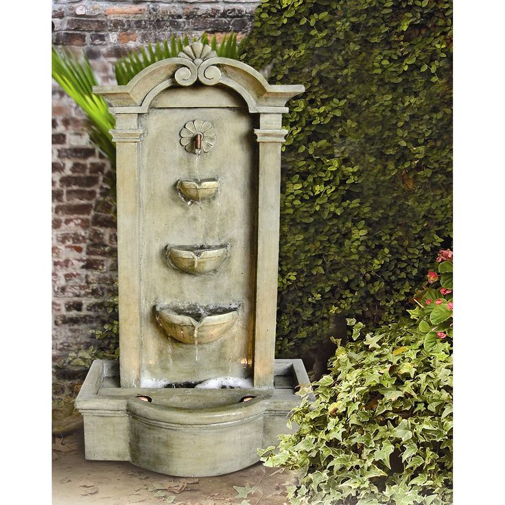 Have to have it. Kenroy Sienna Indoor/Outdoor Floor Fountain $378.99