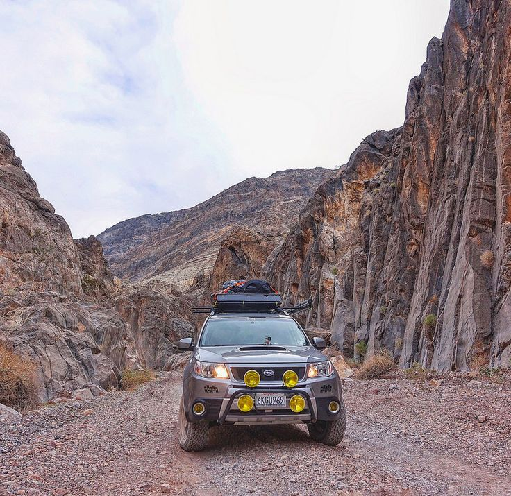 ('09-'13) Overland Build Thread - Subaru Forester Owners ...