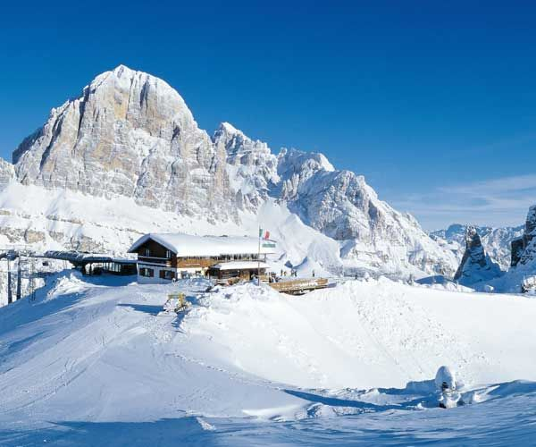 Cortina d'Ampezzo, Dolomiti