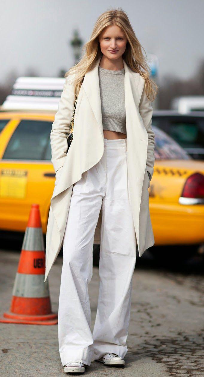 Η μόδα επιβάλλει λευκά παντελόνια! Ας την ακολουθήσουμε!-slide#2