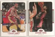 Price $9.00 - Item LeBron James Dwyane Wade  07 08 Fleer  Heat  All Pro One of eachSharp To Near Sharp Corners , No Creases James, Wade , Collectible Please Bid From ScanThis Is Exact Item You Will Receive And Payments Winning Bidder Please Email Me Within 3 Days Of Auctions End  Payment To Be Received Within 7-1...