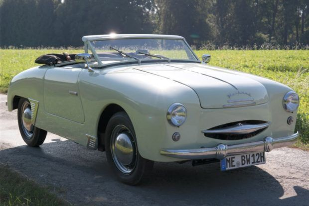 '55 Panhard Junior | Bring a Trailer