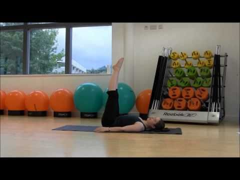 Pilates (Beginner) - Week 1 - Loughborough Sport - YouTube