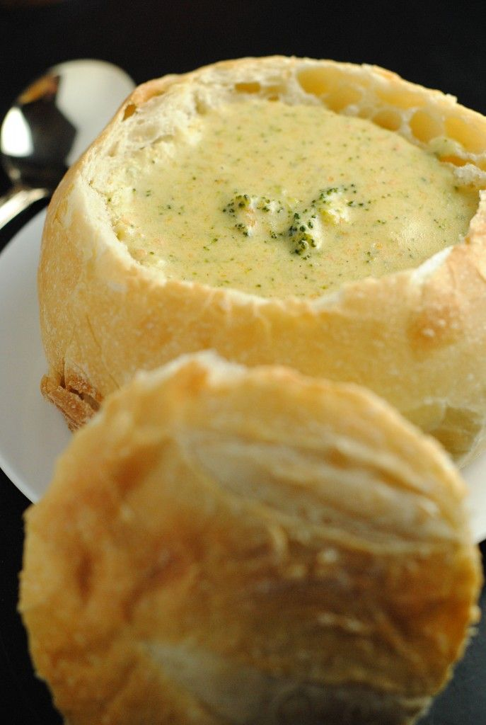 Broccoli Cheese Soup from @jen @ Juanita's Cocina ... I'm hungry