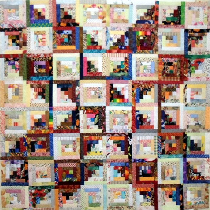 192 Best Quilting 39 Log Cabin 39 Time Images On Pinterest