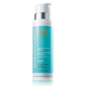 moroccan oil curl cream The only product that gets my naturally wavy hair to curl.
