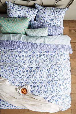 Bedding #anthrofave