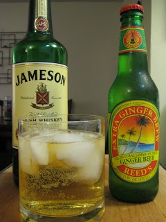 Jameson And Ginger Cocktail Recipes — Dishmaps