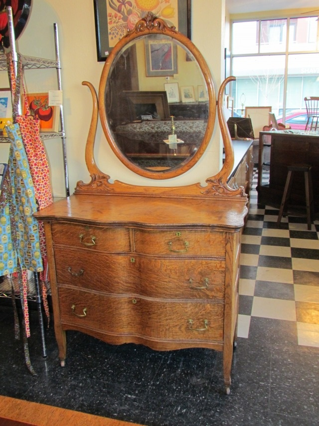 17 Best Images About Antique Serpentine Front Dressers On