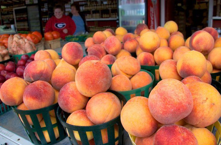 Eat Atlanta's best peach dishes on a Peach Crawl!!
