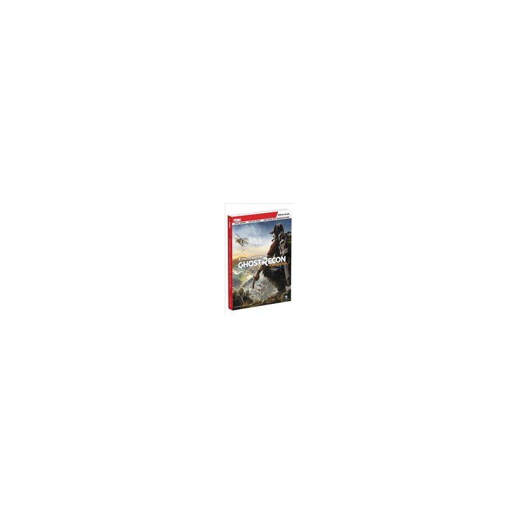 Tom Clancy's Ghost Recon Wildlands : Prima Official Guide