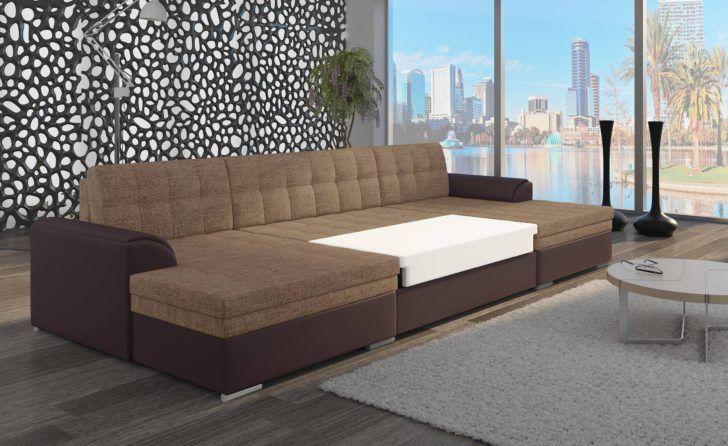 Interior Design Canape En U Canape En Convertible Torino Simili Et Tissu Marron Canape Lin Ensemble Cuir Outdoor Sectional Sofa Outdoor Furniture Outdoor Decor