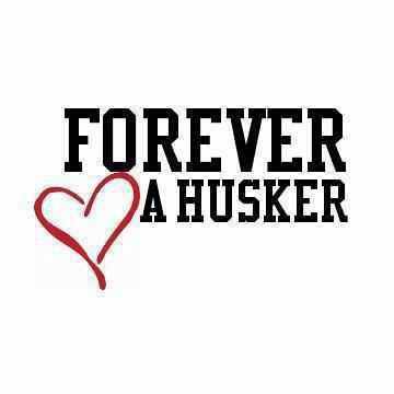 I am from Nebraska just like my mama!Go HUSKERS!!!!!!!!