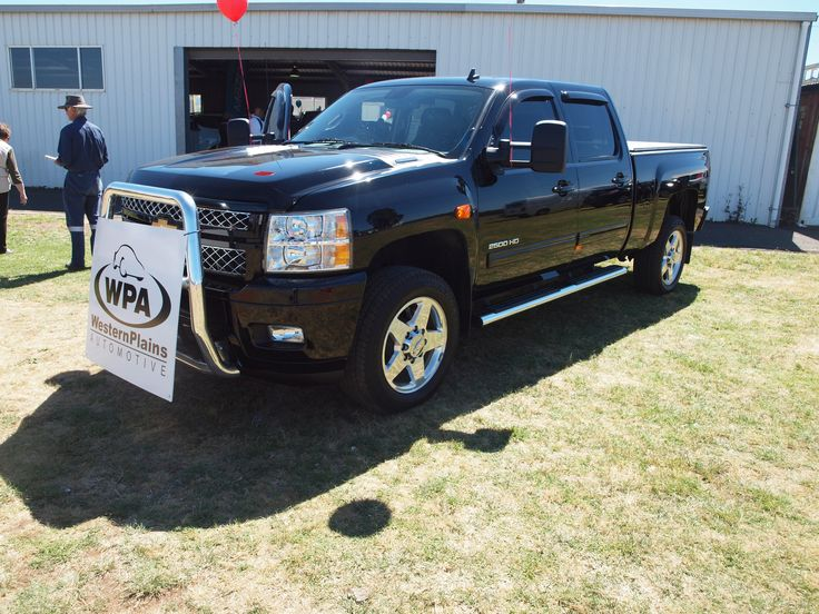 2014 Chevrolet Silverado 2500HD LTZ with the Z71 offroad package. Available now through Western Plains Automotive, Dubbo. Call them on 68844577 for further info