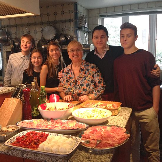 Lidia Bastianich's Favorite Family Meals #FOODWINEWOMEN