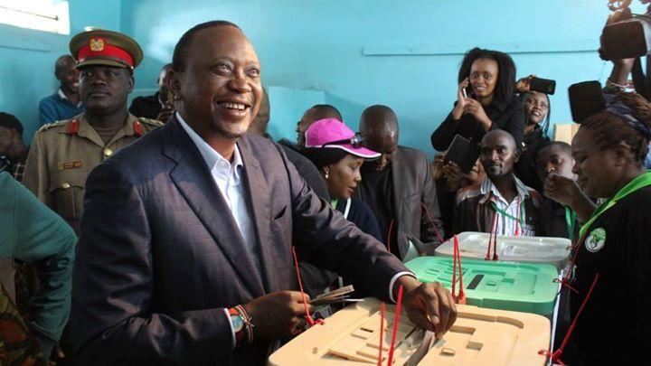 New story on NPR: Kenya Declares President Kenyatta Winner Of Disputed Election  http://ift.tt/2yWGQVk