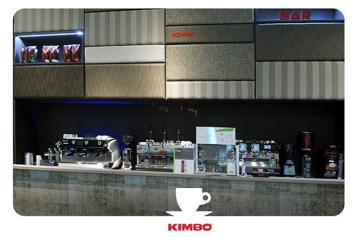 #TuttoFood2015: #Kimbo è la passione per il #caffè, un rito autentico Napoletano da portare in giro per il mondo.