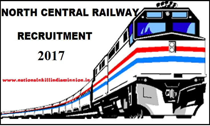 10/ITI JOBS  10/ITI JOBS-North Central Railway-recruitment-Act Apprentice-413 vacancies-Apply Online-Last Date 17 March 2017  Advt. No. : B-14V/Gen/Act. Apprentice/2016-17  Job Details :  Post Name : Act Apprentice No. of Vacancy : 413 Posts Pay Scale : As Per NCR rules Trade wise Vacancies :   Fitter : 195 Posts Welder (Gas & Electric) : 102 Posts Mechanic Machine & Tool Maintenance : 44 Posts Machinist : 17 Posts Painter : 32 Posts Crane Operator : 04 Posts Electrician : 17 Posts