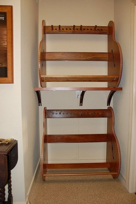 Electrical Cases With Shelves : Best guitar storage ideas images on pinterest
