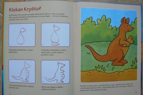 Jak naučit malé děti kreslit zvířátka? Jednoduše: s knížkou plnou návodů. « www.superrodina.cz