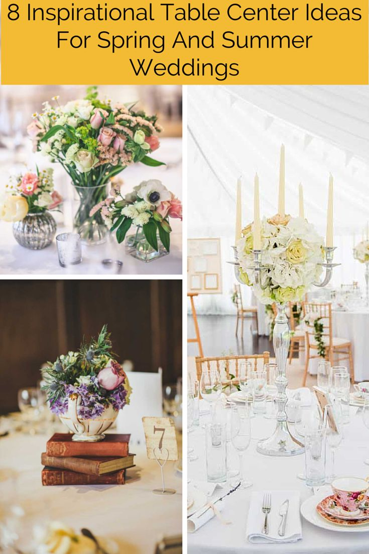 Contemporary Wedding Reception Themes For Summer Image - The Wedding ...