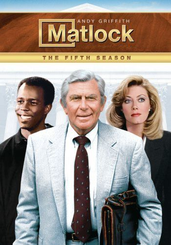 1986-1995 Ben Matlock is a very expensive criminal defense attorney who charges a $100,000 to take a case. Fortunately, he's worth every penny as he and his associates defend his clients by finding the real killer.    Creator: Dean Hargrove  Stars: Andy Griffith, Linda Purl and Kene Holliday