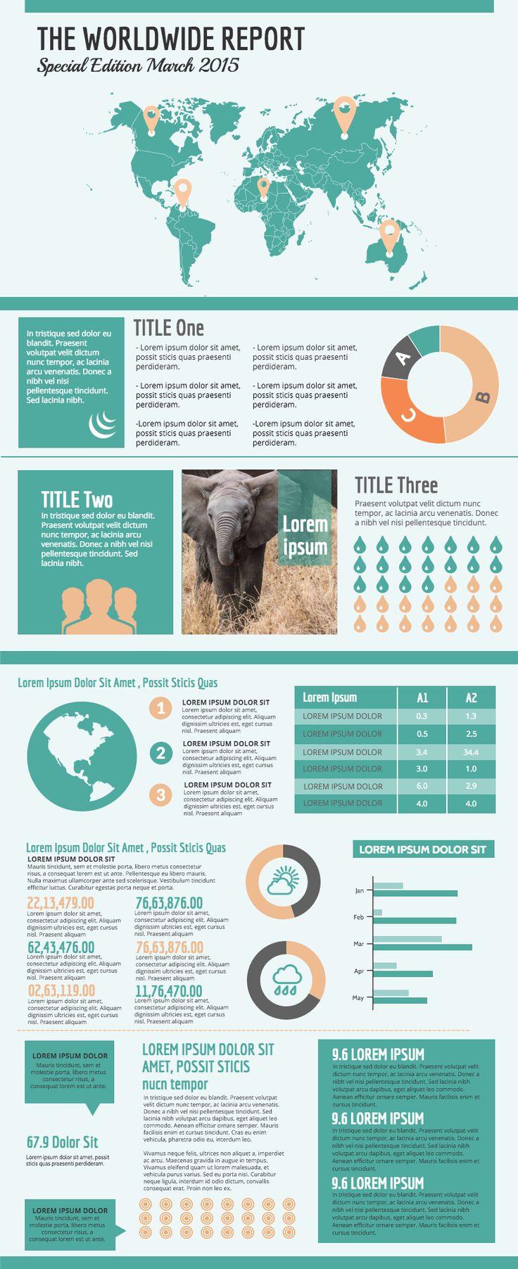 25+ bästa Infographic maker idéerna på Pinterest | Städtips