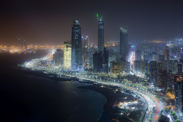 Abu Dhabi, UAE | City Life: Skylines, Nights, & Views ...