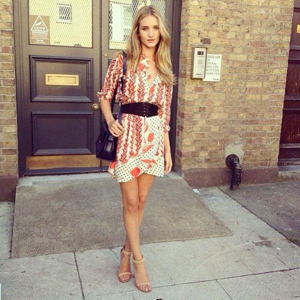 Rosie Huntington Whiteley Instagram 1 Celebrity Street Style Pinterest Photos And Instagram