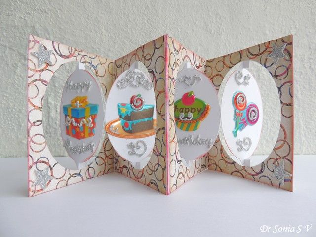Birthday Cards Pop Up How To Make ~ 60 best pop up cards images on pinterest card crafts card making